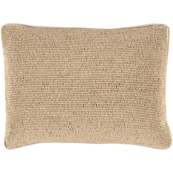 Attie 100% Cotton Lumbar Pillow Cover by Bloomsbury Market